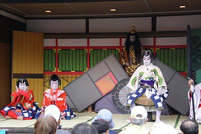 おがの歌舞伎