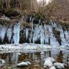 大滝・三十槌の氷柱